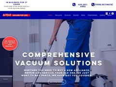 Vacuums Calgary | Home | A TO Z VACUUMS FOR LESS