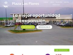 Centros Comerciales - Plaza Las Flores