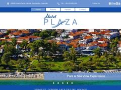 Plaza - Ξενοδοχείο 2 * - Χανιώτης - Κασσάνδρα - Χαλκιδική