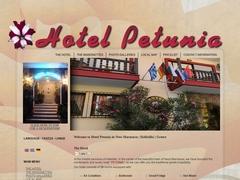 Πετούνια - Ξενοδοχείο 2 * - Μαρμαράς - Σιθωνία - Χαλκιδική