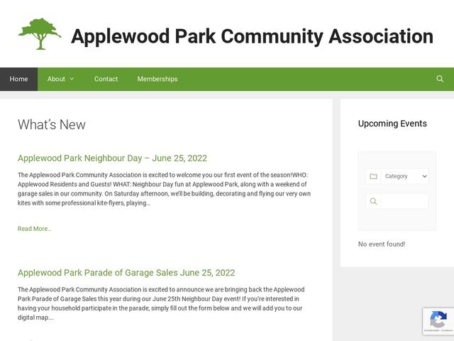 Applewood Park, Calgary | Applewood Park Community Association