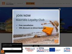 Mavridis - Hôtel 2 * - Flogita - Chalcidique