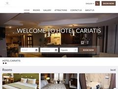 Cariatis - Ξενοδοχείο 2 * - Νέα Καλλικράτεια - Χαλκιδική