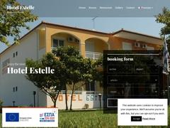 Estelle - Hôtel 2 * - Gerakini - Chalcidique