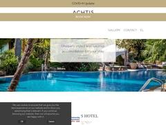 Achtis - Ξενοδοχείο 2 * - Άφυτος - Κασσάνδρα - Χαλκιδική