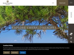 Secret Paradise - Ξενοδοχείο 2 * - Νέα Καλλικράτεια - Χαλκιδική