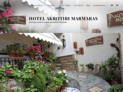 Akrotiri - Hotel 1 * - Neos Marmaras - Sithonia - Chalkidiki