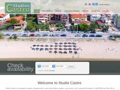 Castro Studios - Hotel 1 * - Toroni - Sithonia - Chalkidiki