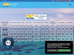 Idea Holiday - Hotel 1 * - Skala Fourkas - Cassandra - Chalkidiki