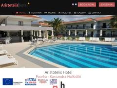 Aristotelis - Hotel 1 * - Skala Fourkas - Cassandra - Chalkidiki