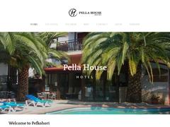 Pella's House Apartments Hotel 1* - Pefkochori - Cassadra - Chalkidiki
