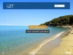 Litsa Apartments - Hotel 1 * - Fourka - Cassandra - Chalkidiki
