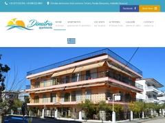 Δήμητρα - Ξενοδοχείο 1 * - Παραλία Διονυσίου - Χαλκιδική