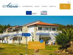 Atlantis Studios - Hotel 1 * - Destenika - Sithonia - Chalkidiki