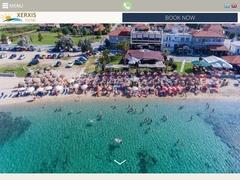 Xerxis Hotel - Άγιος Νικόλαος - Σιθωνία - Χαλκιδική