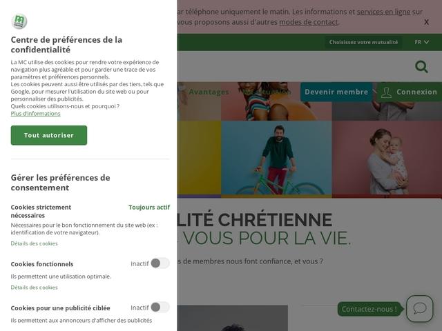 Mutualité chrétienne - La première mutualité santé en Belgique