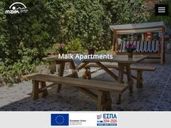 Maik Apartments - Μεταμόρφωση - Χαλκιδική