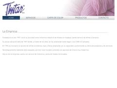 Hilos Industriales - Tintar S.A.