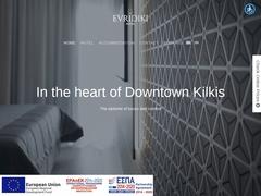 Evridiki - Hôtel 3 * - Kilkis - Macédoine Centrale
