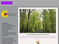 Générations Mouvement - Loir et Bercé