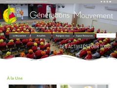 Générations Mouvement - Fédération Nationale
