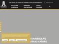 Site officiel de l'office de tourisme du pays de Fontainebleau