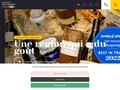 Site officiel du tourisme en Bourgogne