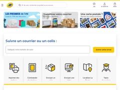Boutique La Poste pour les professionnels :