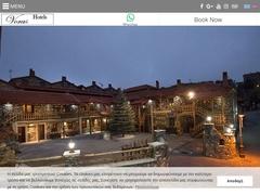Voras - Hôtel 3 Clés - Agios Athanassios - Edessa - Macédoine centrale