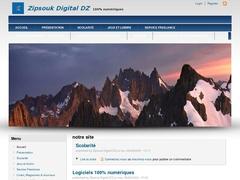 Zipsouk Digital DZ | 100% numériques