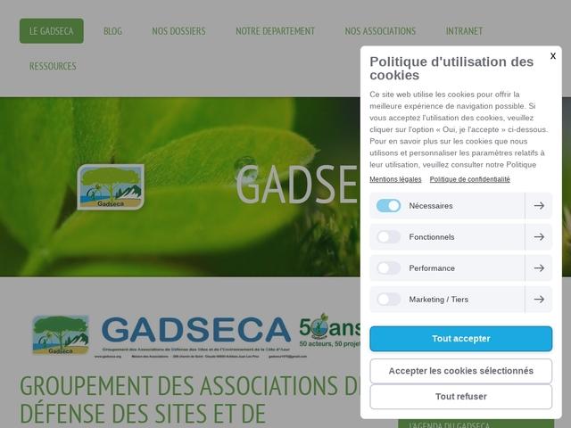 Groupe Associations Défense des Sites, de l'Environnement Côte d'Azur