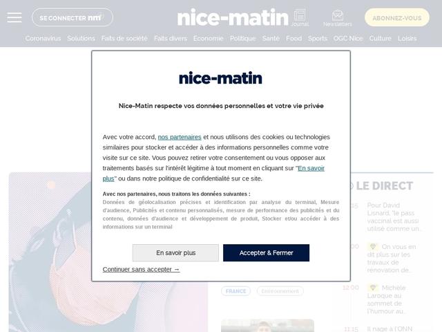 Nice-Matin - Actualités et infos en direct