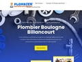 Plombier à  Boulogne Billancourt 92 Hauts-de-Seine