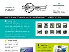 Nièvre-Affûtage Sarl - (58) - Fabricant d'outils -Répar-Ventes.