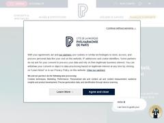 Cité de la musique / Philharmonie - Zone 2