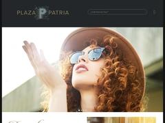 Centros Comerciales - Plaza Patria