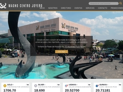 Centros Comerciales - Magno Centro Joyero, Guadalajara, Jalisco