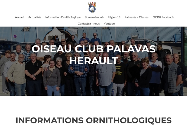 L'uccello club Palavas Hérault