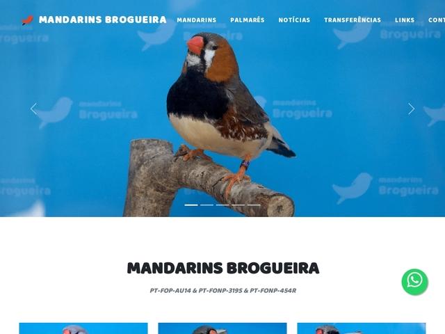 Mandarins Brogueira