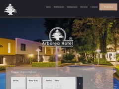 Hoteles - Hotel Arbórea