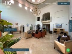 Hoteles - HG Hotel Guadalajara Jalisco