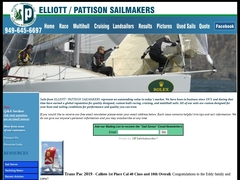 Elliott / Pattison Sailmakers Custom Sails