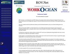 ROV Welcome underwater Equipment Salvage