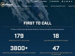 Bollinger Shipyards