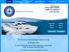 Florida Marine Surveyor