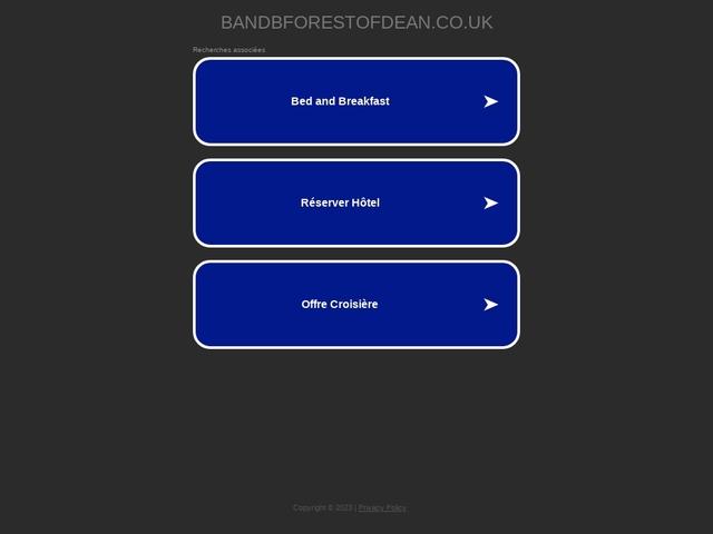 Ferndale House - Lydbrook - Gloucestershire - England