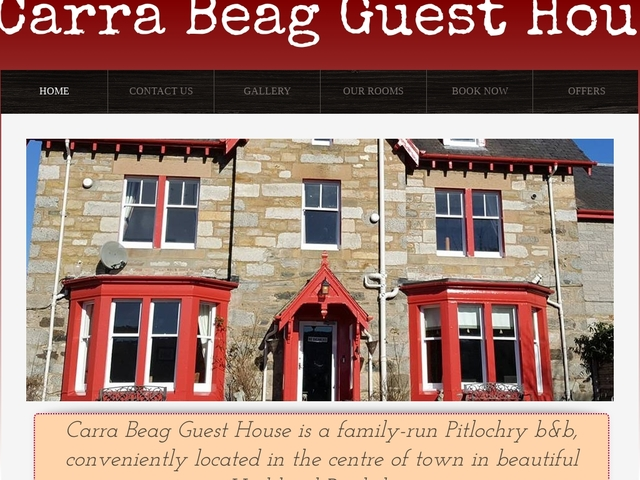 Carrabeag - Pitlochry - Scotland.