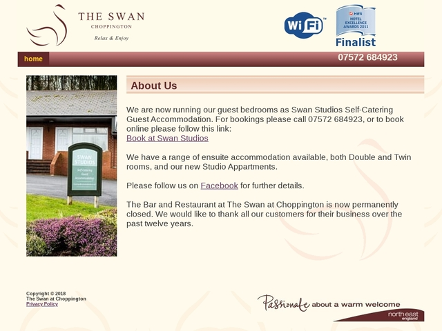 The Swan - Choppington - England