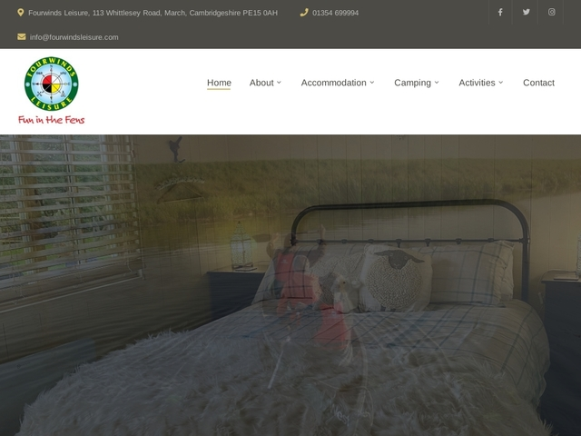 Fourwinds Leisure - March - Cambridgeshire - England.