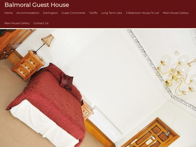 Balmoral Guest House - Darlington  - England.